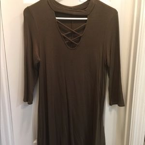 Tops - Green Boutique Tunic